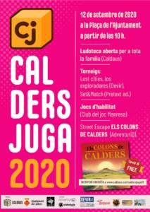 Poster Calders Juga 2020